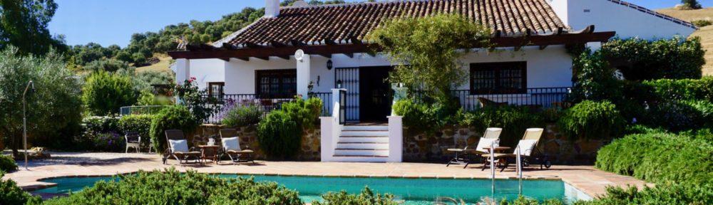 mooie cortijo in het achterland van Málaga