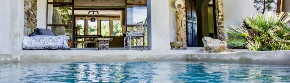 Sfeervolle villa gelegen in de vallei van Ronda